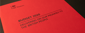 Budget 2020 report document