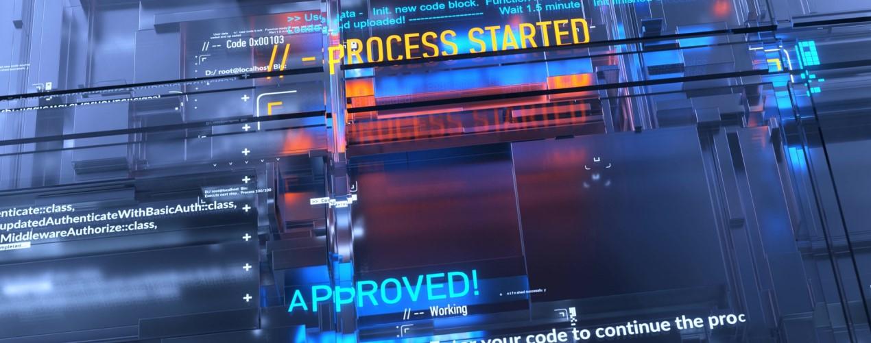 Digital image representing approval - Coronavirus and R&D Tax Credits